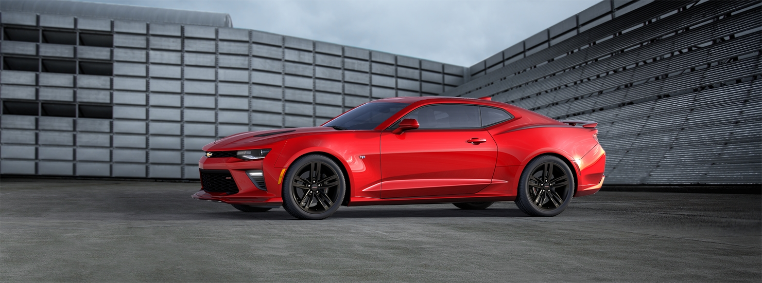 2016 Chevrolet Camaro Red Exterior