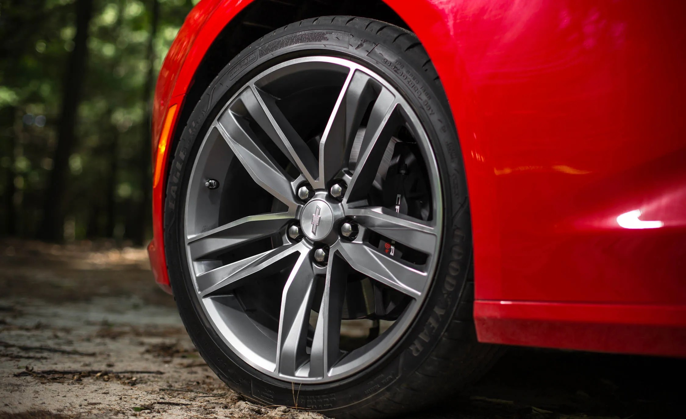 2016 Chevrolet Camaro SS Exterior Wheel