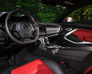 2016 Chevrolet Camaro SS Interior Cockpit