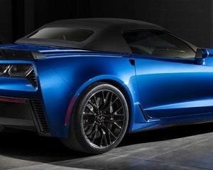 2016 Chevrolet Corvette Z06 Blue