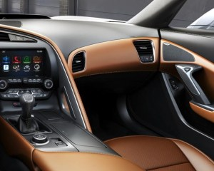 2016 Chevrolet Corvette Z06 Dashboard Interior