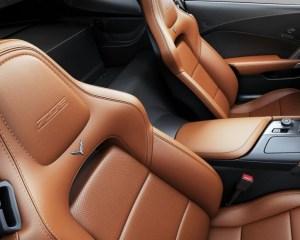 2016 Chevrolet Corvette Z06 Interior Seats