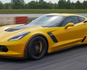 2016 Chevrolet Corvette Z06 Performance