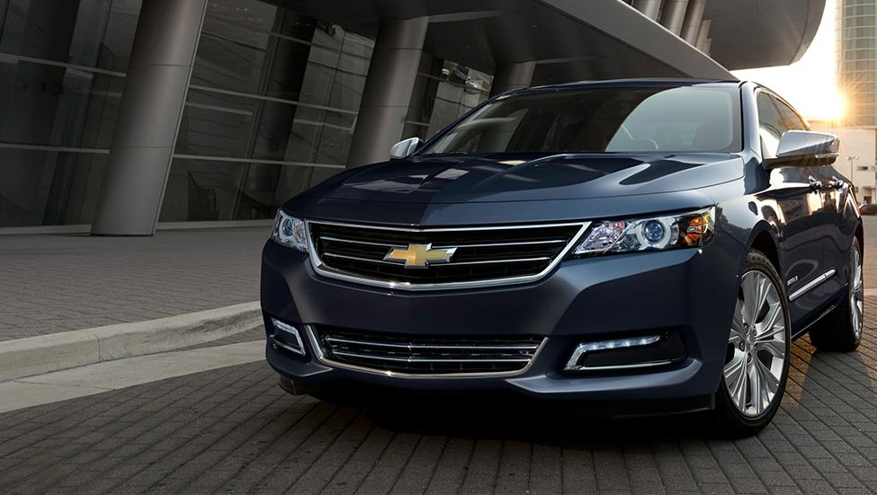 2016 Chevrolet Impala Full-Size Sedan