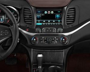 2016 Chevrolet Impala Head Unit and Panels