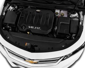 Chevrolet Impala V6 Engine