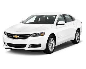 Chevrolet Impala White Model