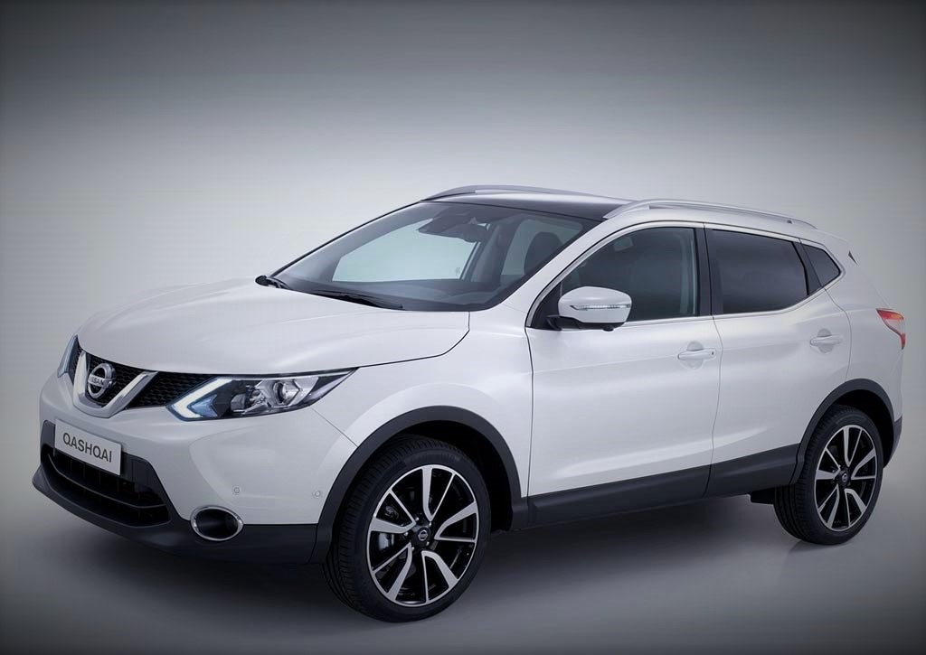 2016 Nissan Qashqai Exterior Preview