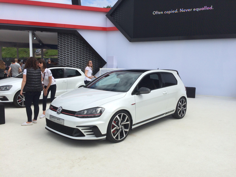 2016 Volkswagen Golf GTI Clubsport Exterior Design