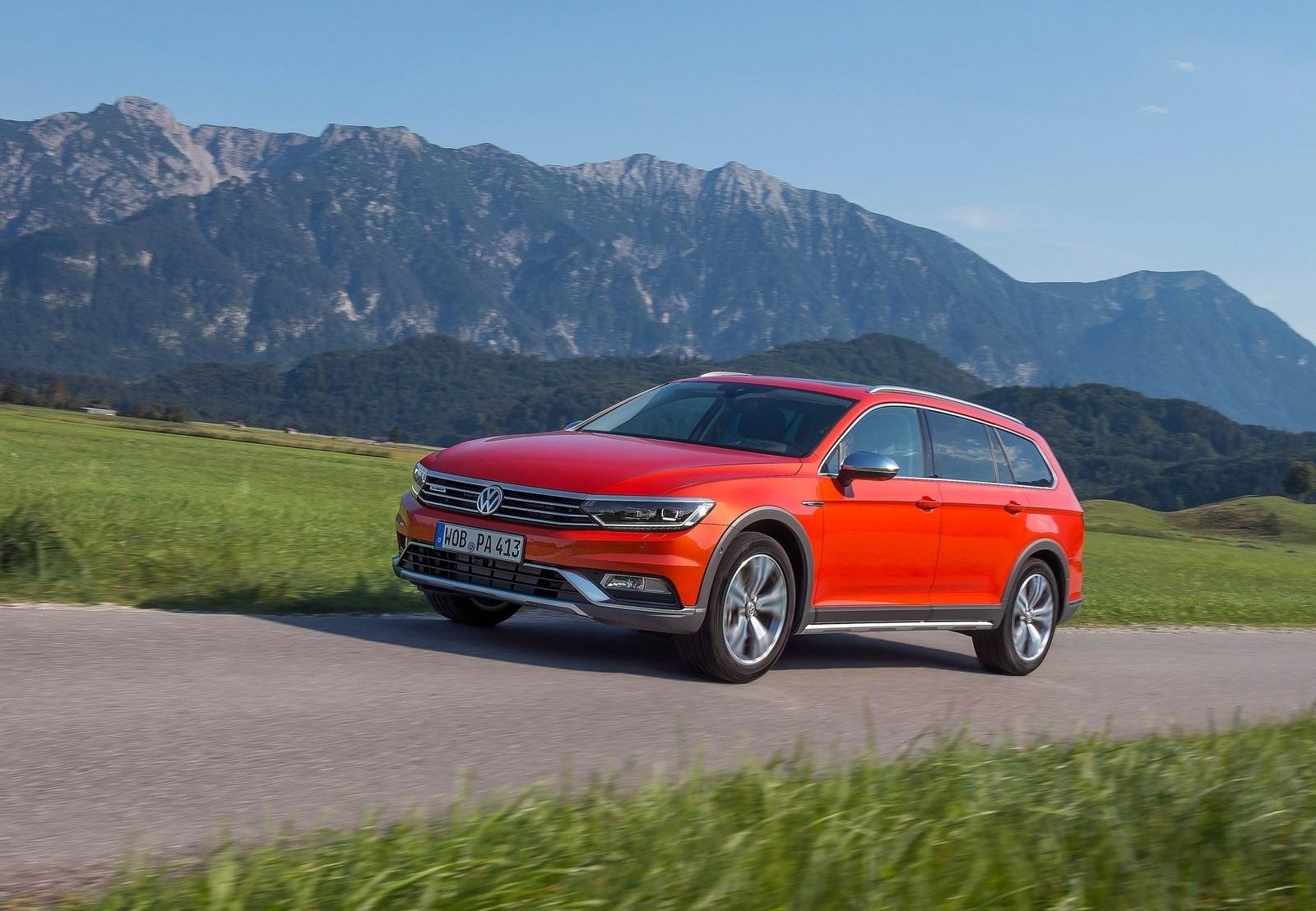 2016 Volkswagen Passat Alltrack Performance