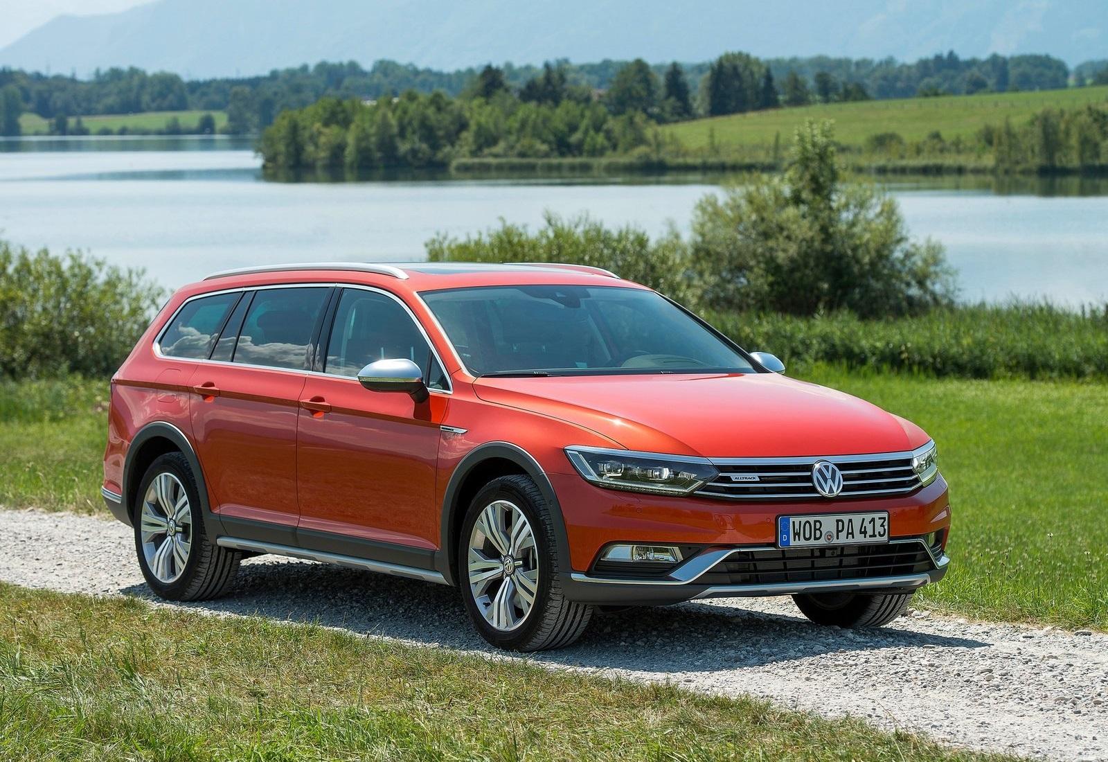 2016 Volkswagen Passat Alltrack SUV