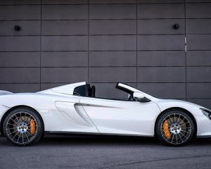 McLaren 650S Spider Nürburgring 24H Edition Side Photo