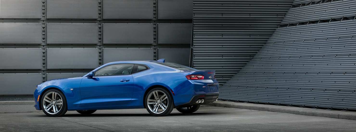 Next 2016 Chevrolet Camaro Exterior Design