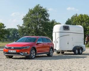 Next 2016 Volkswagen Passat Alltrack
