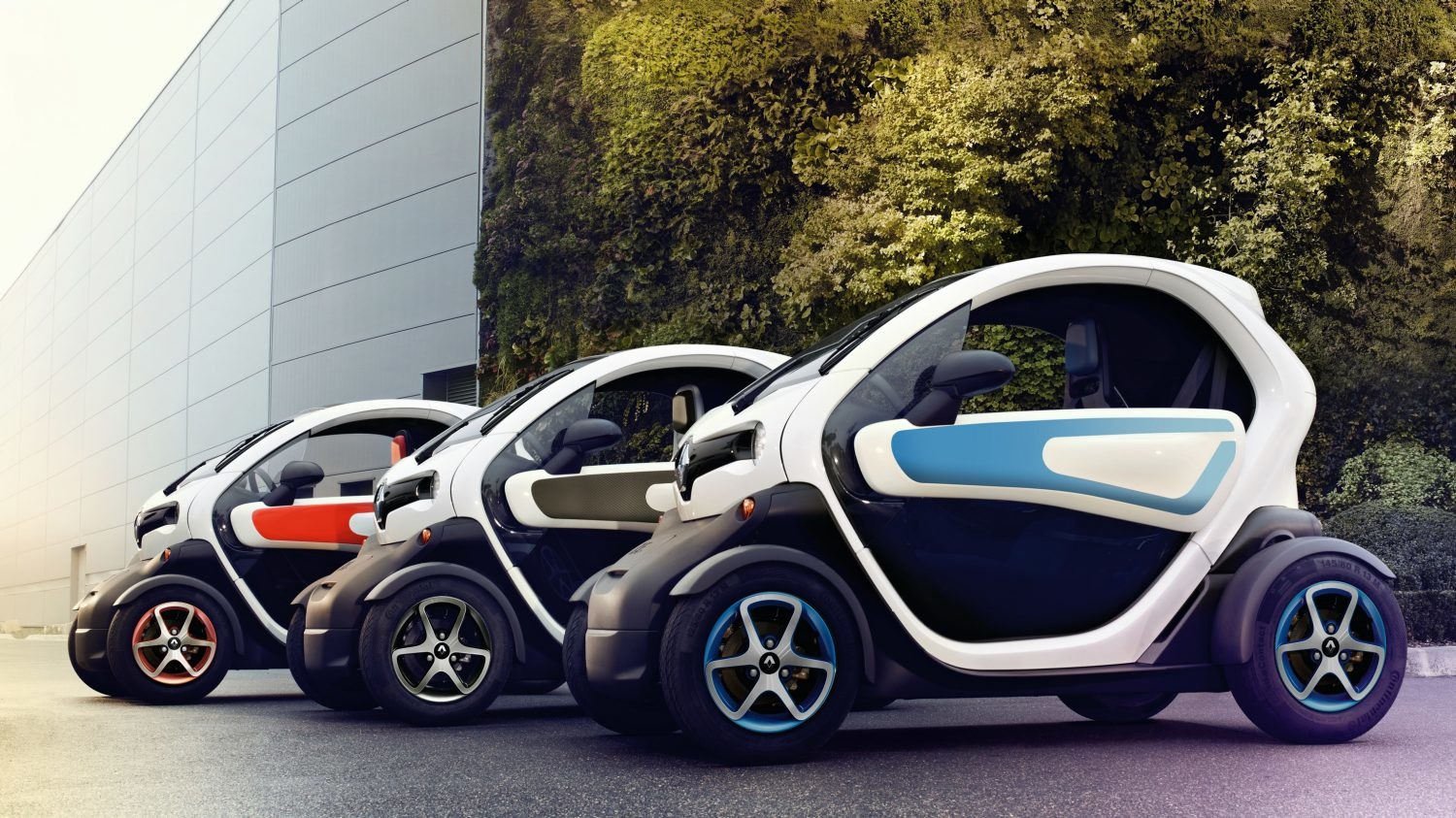 Renault Twizy Exterior Preview