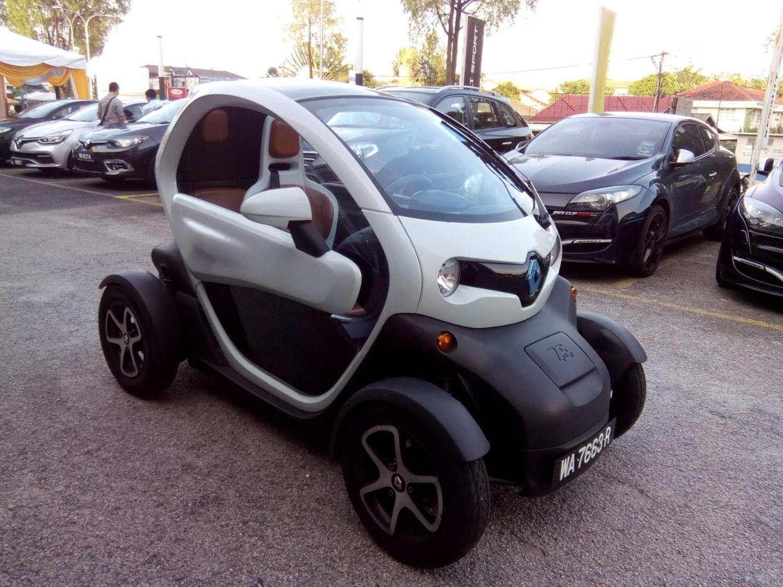 Renault Twizy Exterior