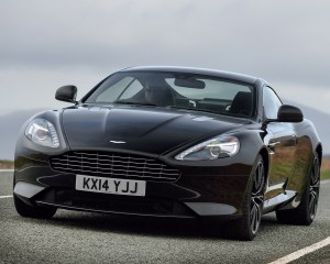 2014 Aston Martin DB9 Carbon Black