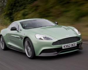 2014 of Aston Martin Vanquish