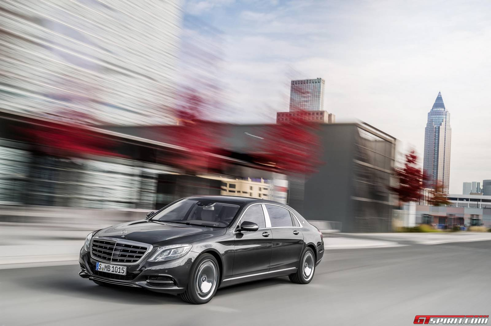 2015 Mercedes-Maybach S-Class