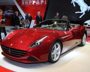 Motor Show: 2015 Ferrari California T