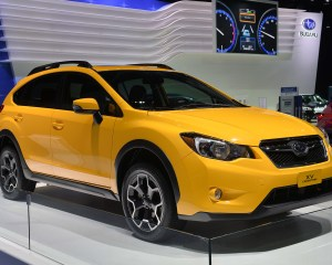 Neew 2015 Subaru XV Crosstrek Special Edition