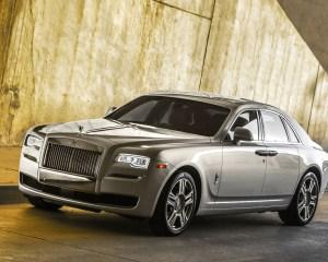 New 2015 Rolls-Royce Ghost Series II