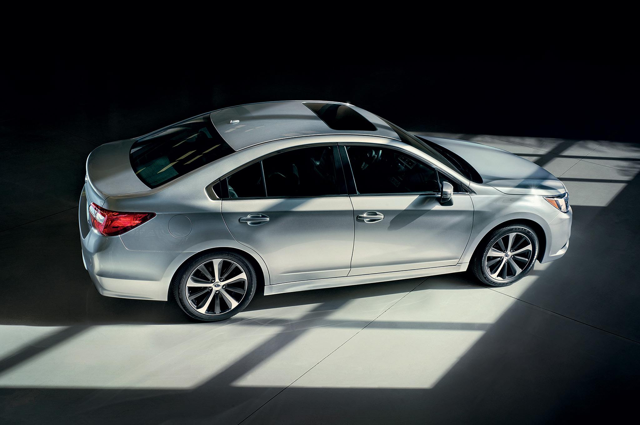 New: 2015 Subaru Legacy