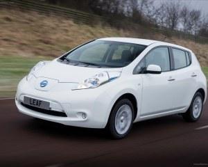 Nissan LEAF 2014 Model