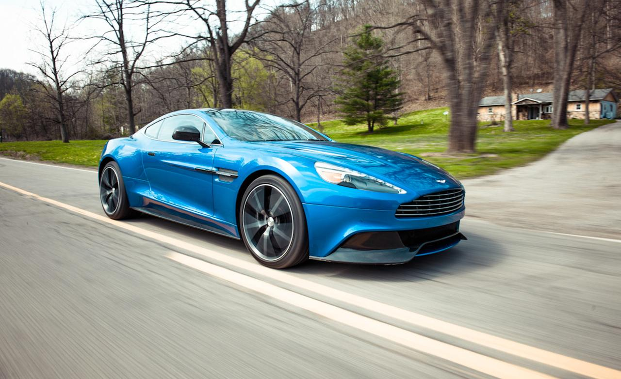 Official 2014 Aston Martin Vanquish