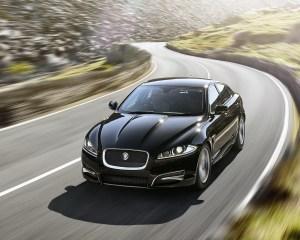 Official: 2015 Jaguar XF R-Sport