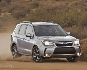 Performance Test: 2015 Subaru Forester