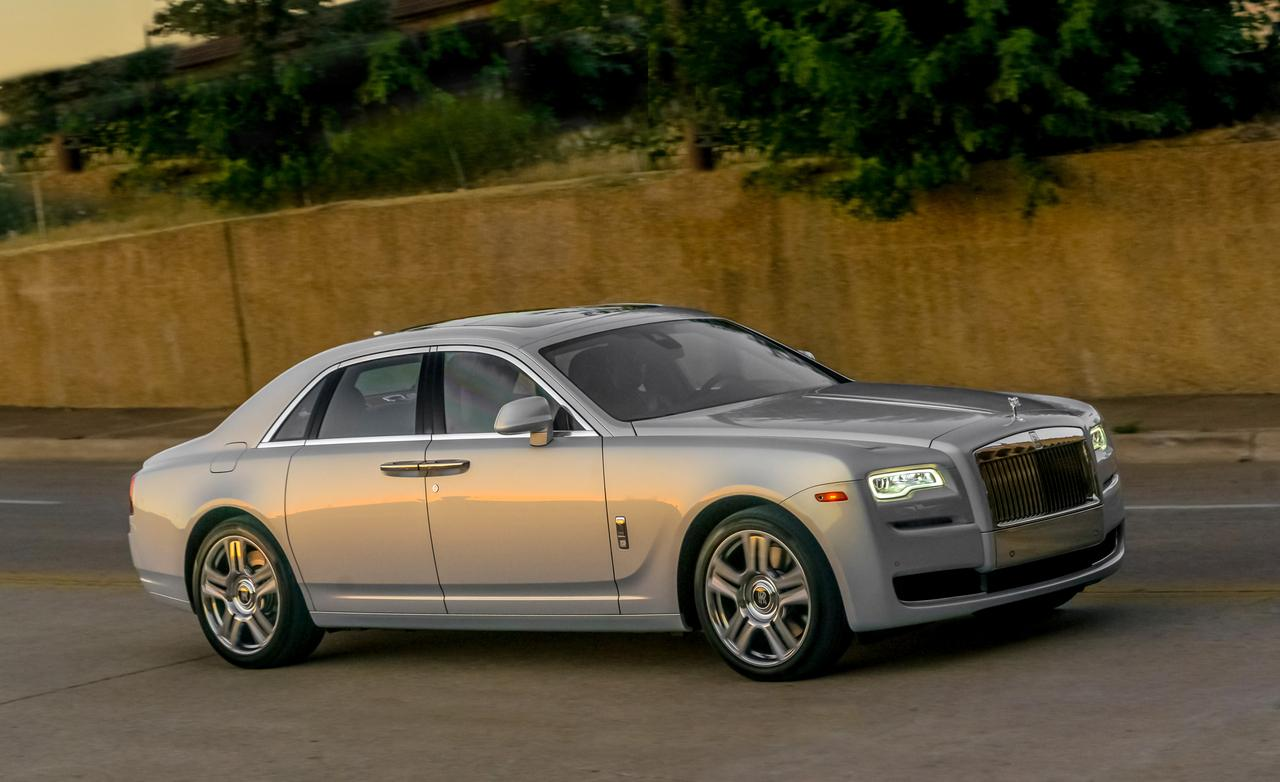 Test Drive: 2015 Rolls-Royce Ghost Series II