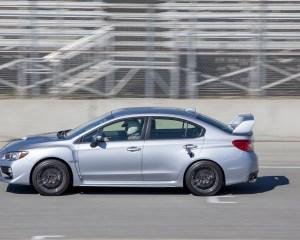Test Drive: 2015 Subaru WRX STI