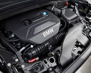 2015 BMW 225i Active TourerTurbocharged 2.0-Liter Engine