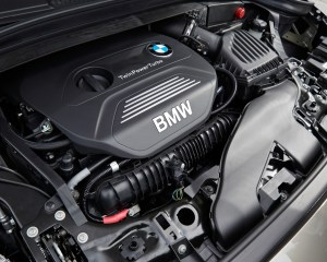 2015 BMW 225i Active TourerTurbocharged 2.0-Liter Engine