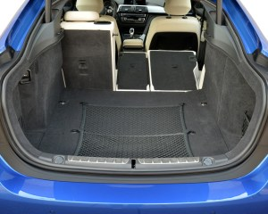 2015 BMW 428i Gran Coupe Interior Cargo