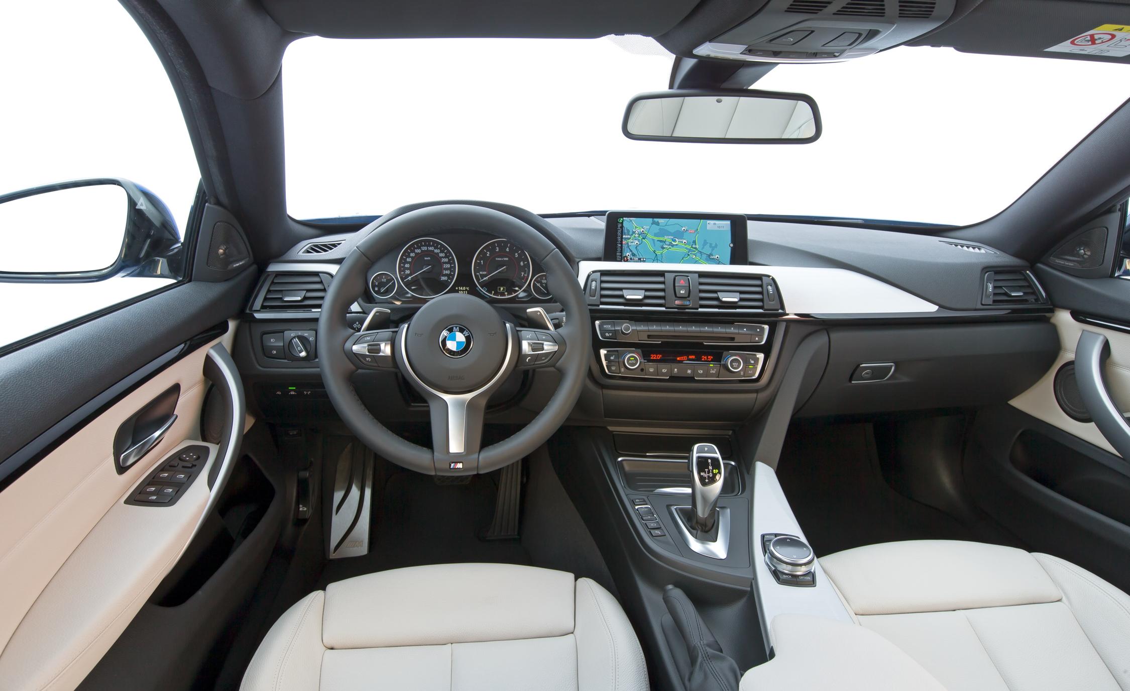 2015 BMW 428i Gran Coupe Interior