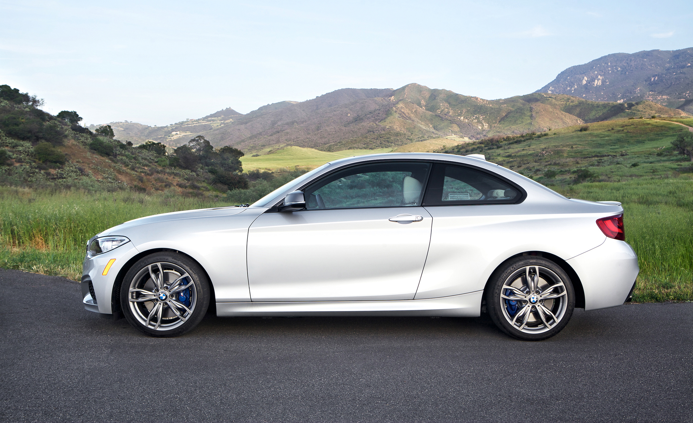 2015 BMW M235i xDrive Exterior Side