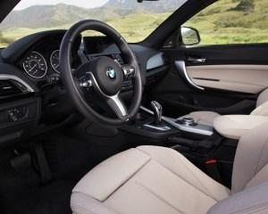 2015 BMW M235i xDrive Interior Cockpit