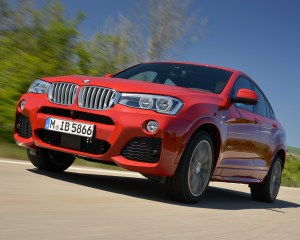 2015 BMW X4 xDrive35i Test Drive