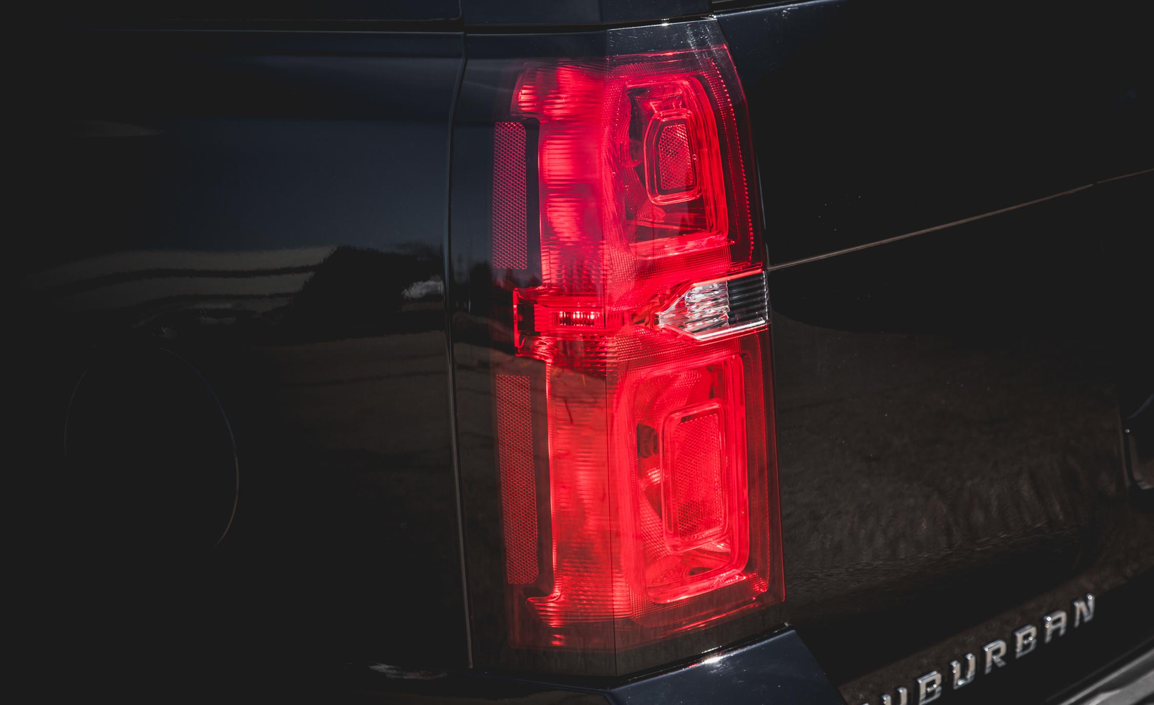 2015 Chevrolet Suburban LTZ Exterior Taillight