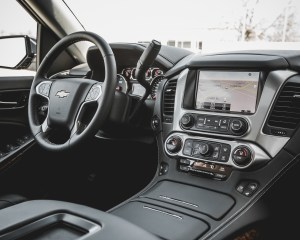 2015 Chevrolet Suburban LTZ Interior Cockpit
