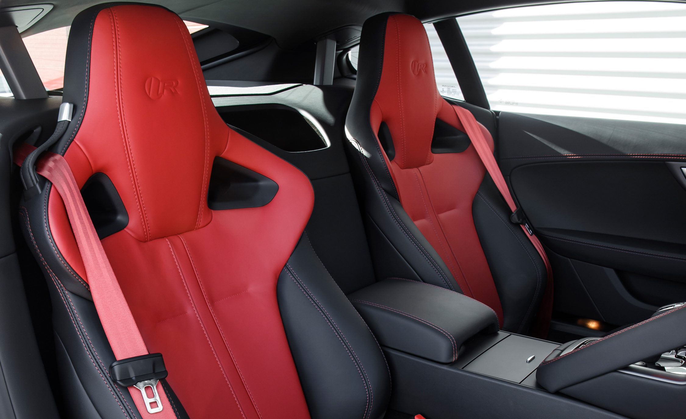 2015 Jaguar F-type R Coupe Interior Seats