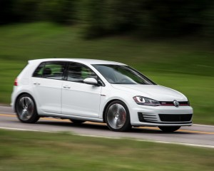 2015 Volkswagen GTI Test Performance