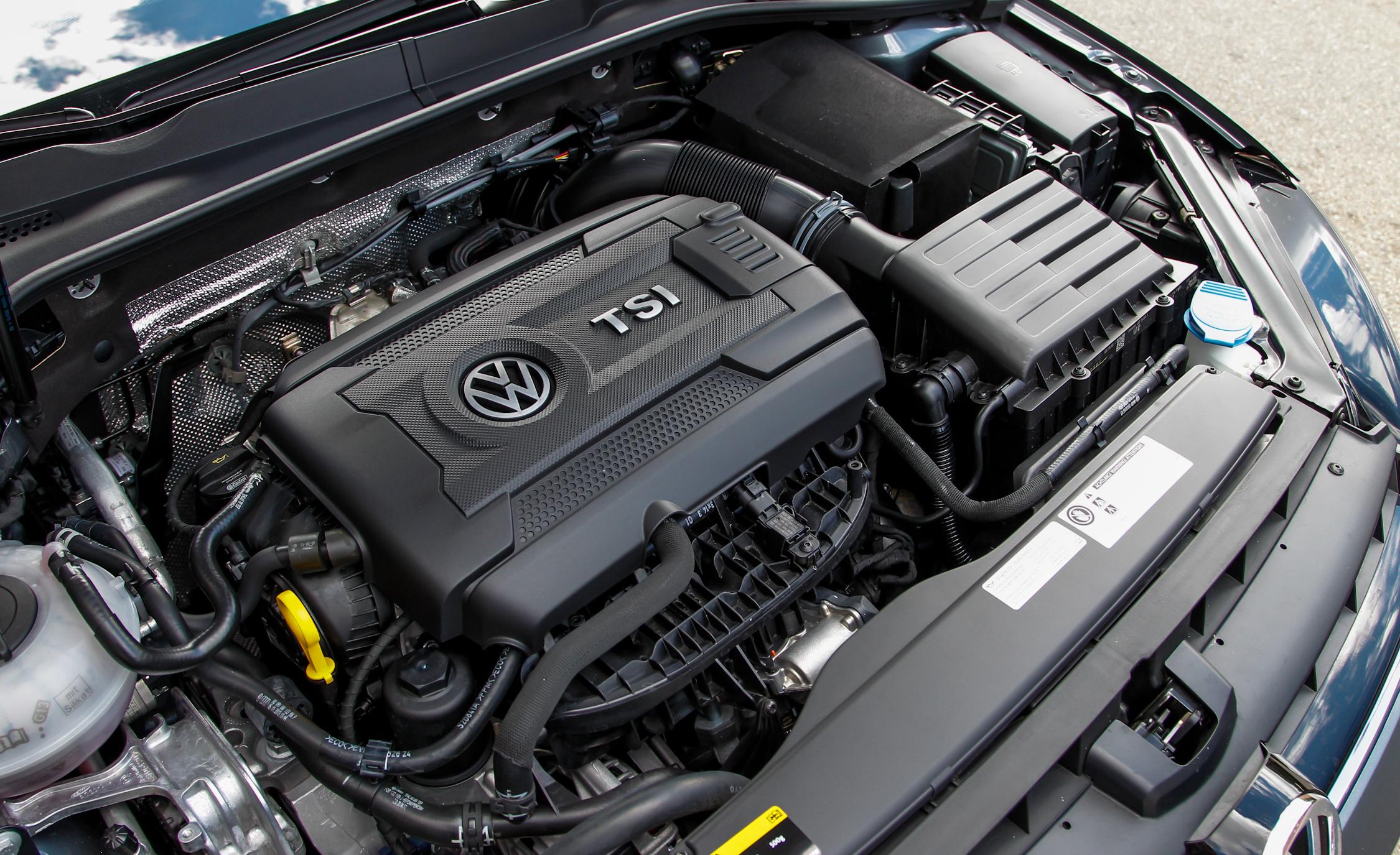 2015 Volkswagen Golf 1.8T TSI Turbocharged 1.8-Liter Inline-4 Engine