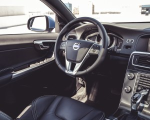 2015 Volvo V60 Interior Cockpit
