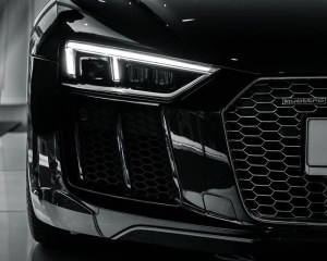 2016 Audi R8 V10 Plus Front Headlamp