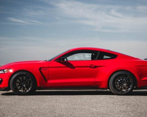 2016 Ford Mustang Shelby GT350 Exterior Side View