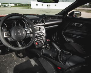 2016 Ford Mustang Shelby GT350 Interior