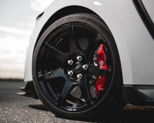 2016 Ford Mustang Shelby GT350R Exterior Wheel